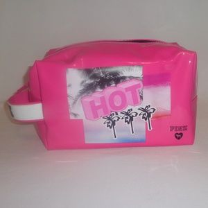 VS Pink BAG Make Up Travel Hot Case Tote Cosmetic